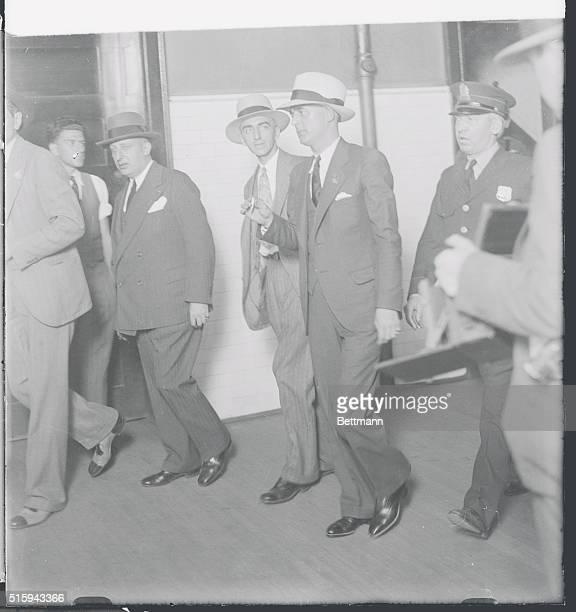 Legs Diamond Arrives In Philadelphia Arriving in Philadelphia Pennsylvania aboard the freighter Hanover Jack Legs Diamond was met by detectives and...