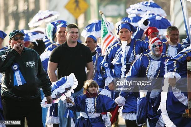 Philadelphia Desfile de Pantominas