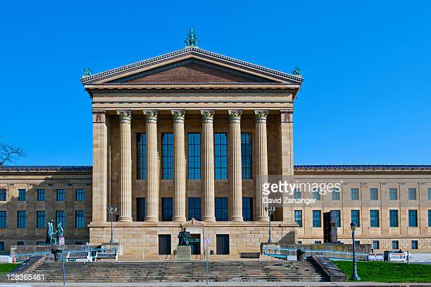 Philadelphia Museum of Art Greek Revival building