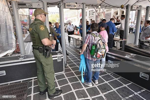 Philadelphia on Security Lock-down ahead of Historic Papal Visit