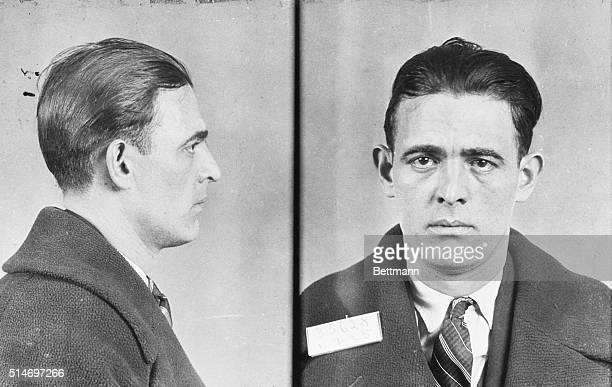 9/23/1930 Philadelphia PA Philadelphia Police Rogue's Gallery photo of Jack Legs Diamond