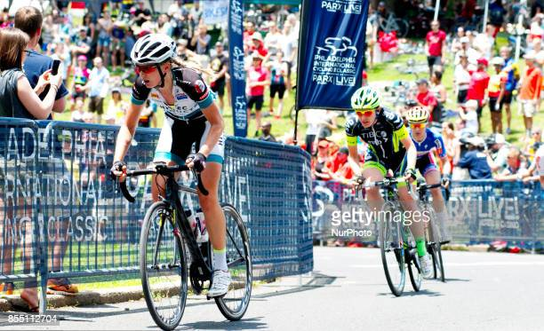Philadelphia PA USA June 7 2015 With a three decade history of being one of the major oneday race events in the USA The Philadelphia International...