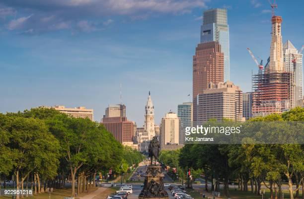 Philadelphia, Pennsylvania skyline
