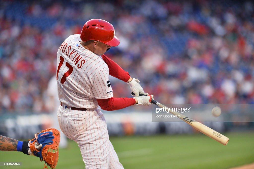 MLB: JUN 25 Mets at Phillies : News Photo