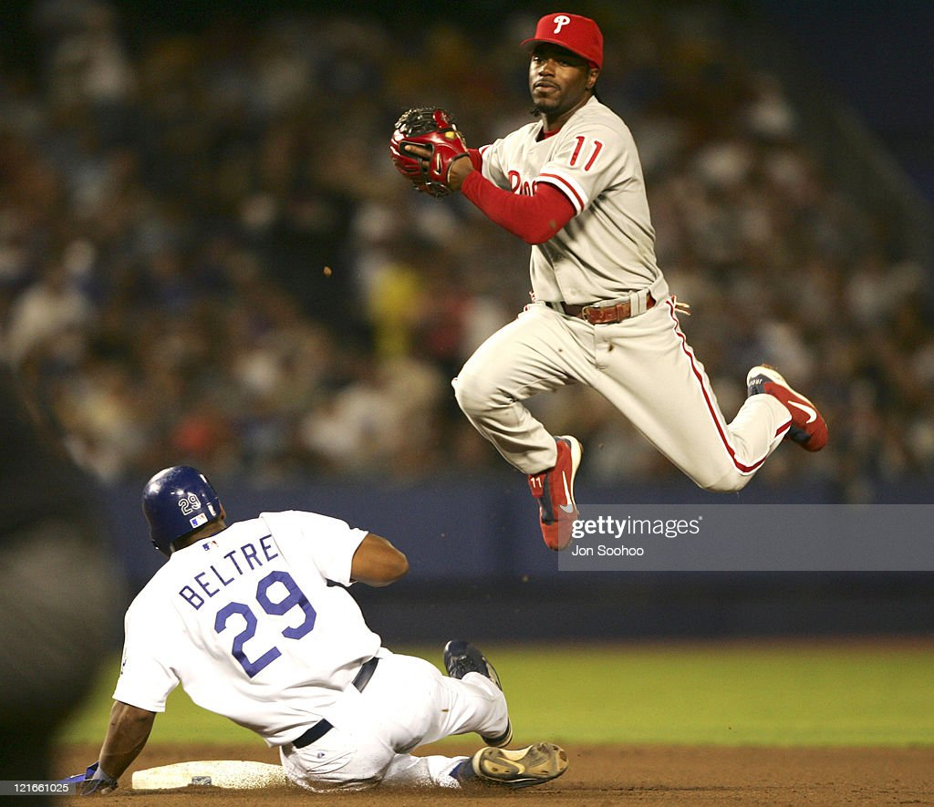 Philadelphia Phillies vs Los Angeles Dodgers