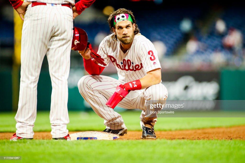 MLB: SEP 27 Marlins at Phillies : News Photo
