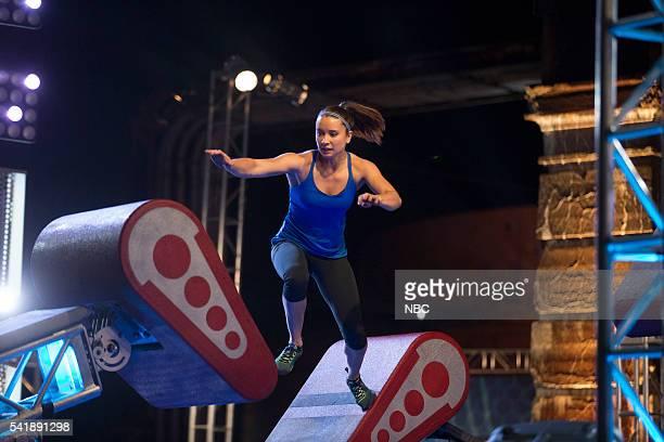 WARRIOR 'Philadelphia Qualifier' Pictured Abigail Schumacher