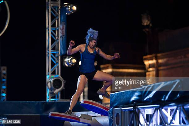 WARRIOR 'Philadelphia Qualifier' Pictured Amy Pajcic