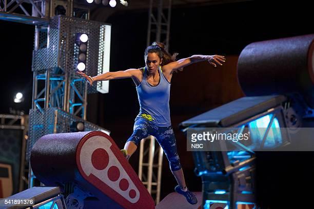 WARRIOR 'Philadelphia Qualifier' Pictured Annie Dudek