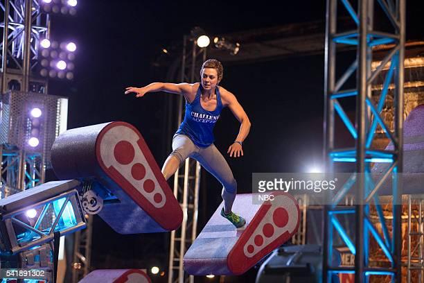 WARRIOR 'Philadelphia Qualifier' Pictured Arianne Missimer