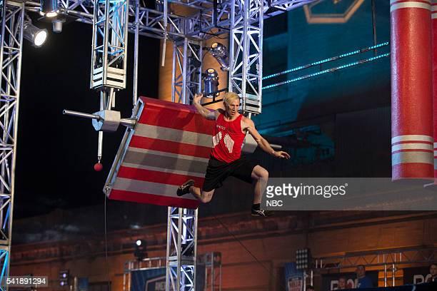 WARRIOR 'Philadelphia Qualifier' Pictured Brandon Pannell