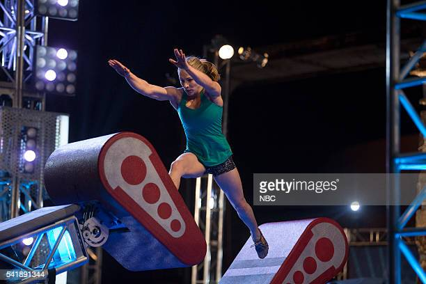 WARRIOR 'Philadelphia Qualifier' Pictured Eliannah Hunderfund