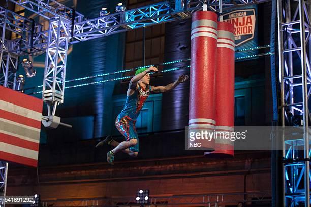 WARRIOR 'Philadelphia Qualifier' Pictured Jamie Rahn