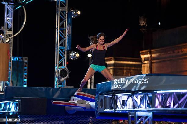 WARRIOR 'Philadelphia Qualifier' Pictured Jennifer Tavernier