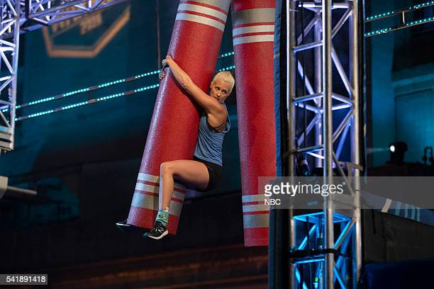 WARRIOR 'Philadelphia Qualifier' Pictured Jessica Britten