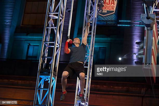 WARRIOR 'Philadelphia Qualifier' Pictured Julien McConnell