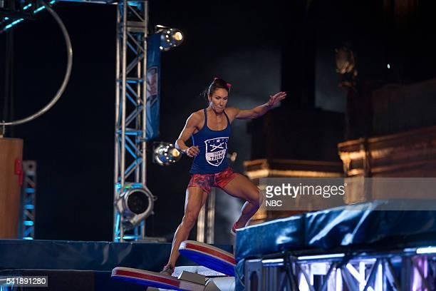 WARRIOR 'Philadelphia Qualifier' Pictured Maggi Thorne