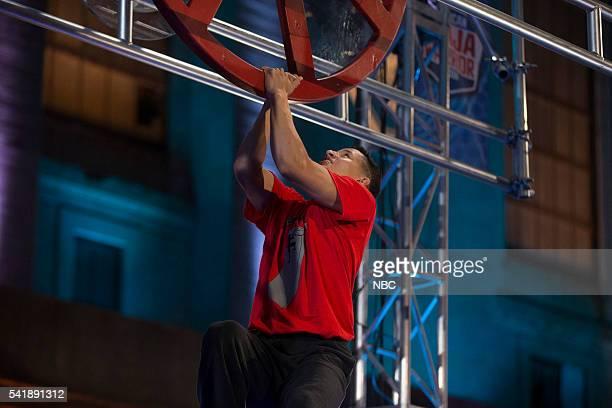 WARRIOR 'Philadelphia Qualifier' Pictured Michael Torres