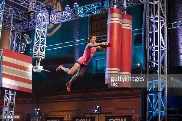 WARRIOR 'Philadelphia Qualifier' Pictured Michelle Warnky