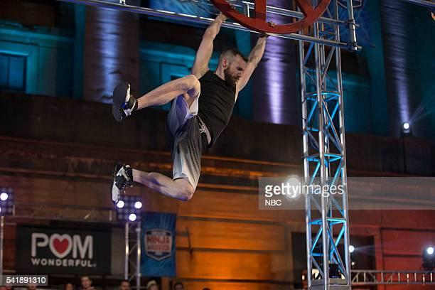 WARRIOR 'Philadelphia Qualifier' Pictured Ryan Stratis
