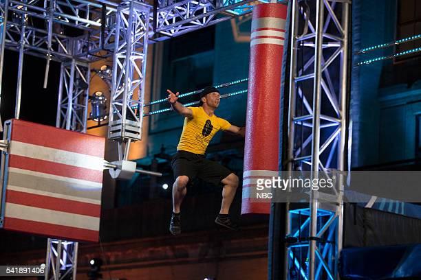 WARRIOR 'Philadelphia Qualifier' Pictured Scott Carslaw