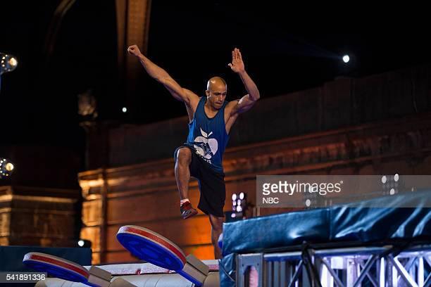 WARRIOR 'Philadelphia Qualifier' Pictured Sean DarlingHammond