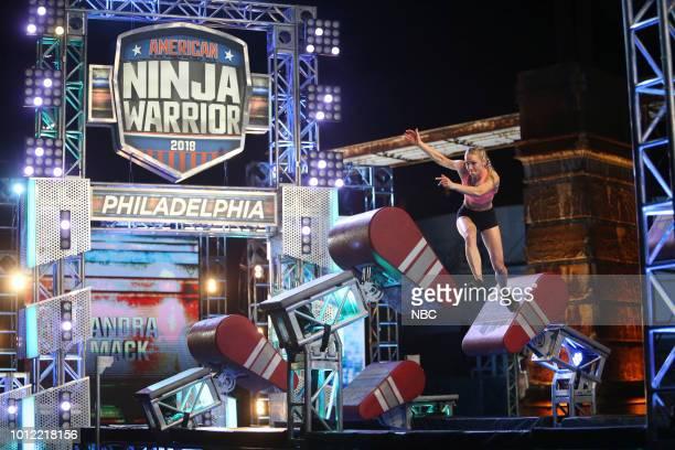 WARRIOR 'Philadelphia Qualifiers' Episode 1005 Pictured Alexandra Mack