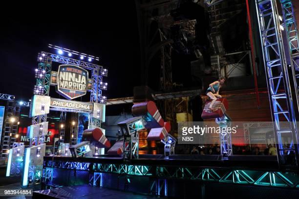 WARRIOR 'Philadelphia Qualifiers' Episode 1005 Pictured Annika Nieshala
