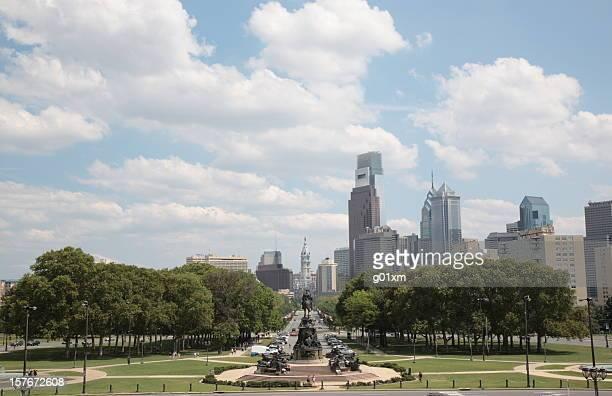 Philadelphia Wolkenkratzer