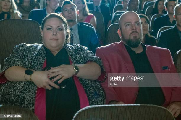 US A Philadelphia Story Episode 302 Pictured Chrissy Metz as Kate Pearson Chris Sullivan as Toby