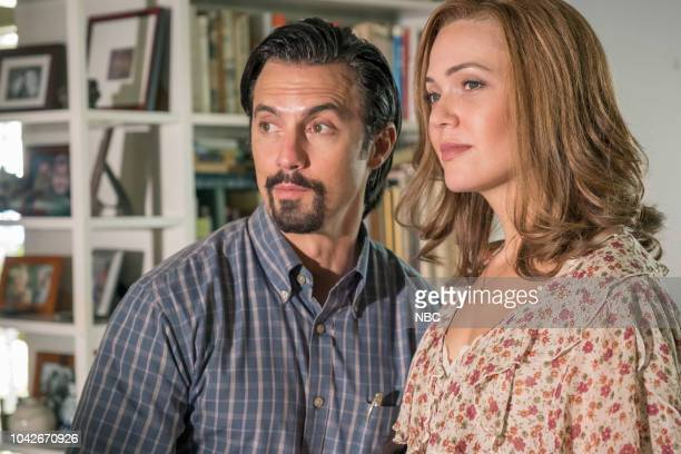 US A Philadelphia Story Episode 302 Pictured Milo Ventimiglia as Jack Pearson Mandy Moore as Rebecca Pearson