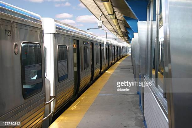Philadelphia Subway Cars