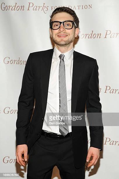 Philanthropist Alex Soros attends 2013 Gordon Parks Foundation Awards at The Plaza Hotel on June 4, 2013 in New York City.