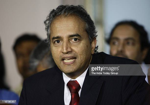 Philanthropist and cardiac surgeon Dr Devi Shetty after meeting West Bengal Chief Minister Mamata Banerjee at Writer's Building in Kolkata on...