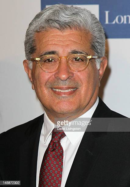 Philanthropist and evening honoree Terry Semel attends the UCLA Longevity Center's 2012 ICON Awards at the Beverly Hills Hotel on June 6 2012 in...