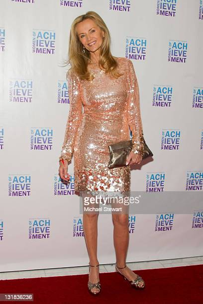 Philanthropist Bonnie Pfeifer Evans attends the 26th Annual Women's Project's Women of Achievement Gala at Espace on March 7 2011 in New York City