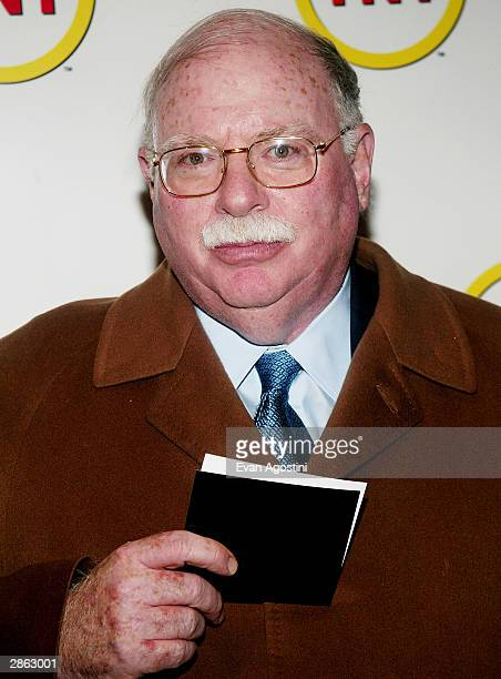 Philanthropist Michael Steinhardt attends a special screening of TNT's The Goodbye Girl at Cinema 1 January 12 2004 in New York City