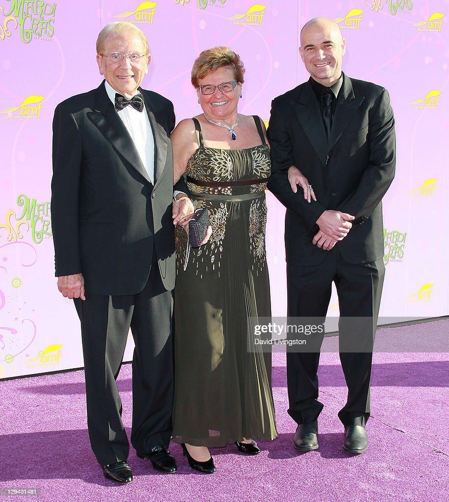 The Alfred Mann Foundation's Annual Black-Tie Gala
