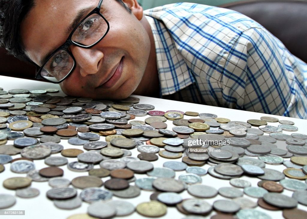 HT Exclusive: Profile Shoot Of Philatelist And Antique Collector Vivek Kumar : News Photo