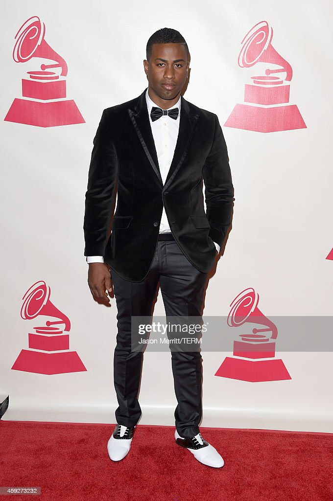 Philbert Armenteros of Palo! attends the 2014 Person of the Year honoring Joan Manuel Serrat at the Mandalay Bay Events Center on November 19, 2014 in Las Vegas, Nevada.