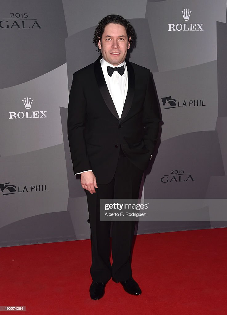 The Los Angeles Philharmonic 2015/2016 Season Opening Night Gala