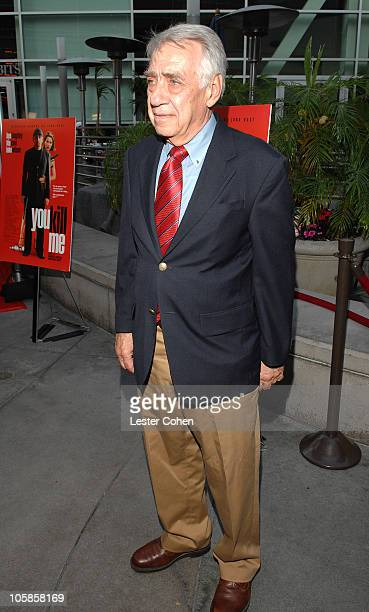 Philip Baker Hall during 'You Kill Me' Los Angeles Premiere Red Carpet at ArcLight Hollywood in Hollywood California United States