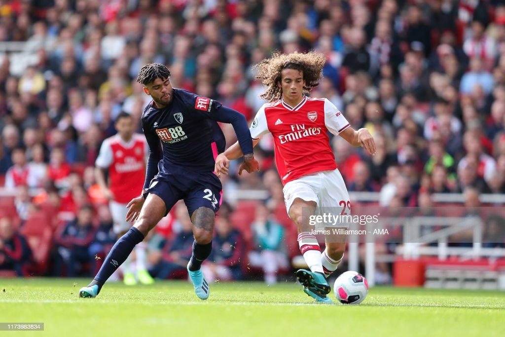 Arsenal FC v AFC Bournemouth  - Premier League : News Photo