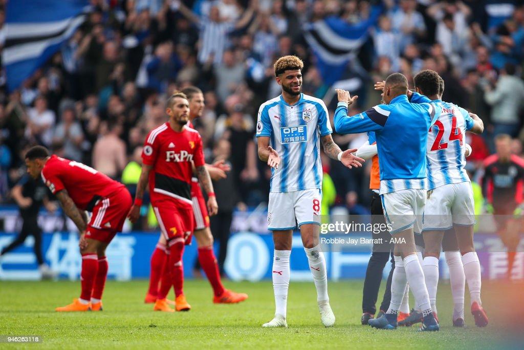 Huddersfield Town v Watford - Premier League