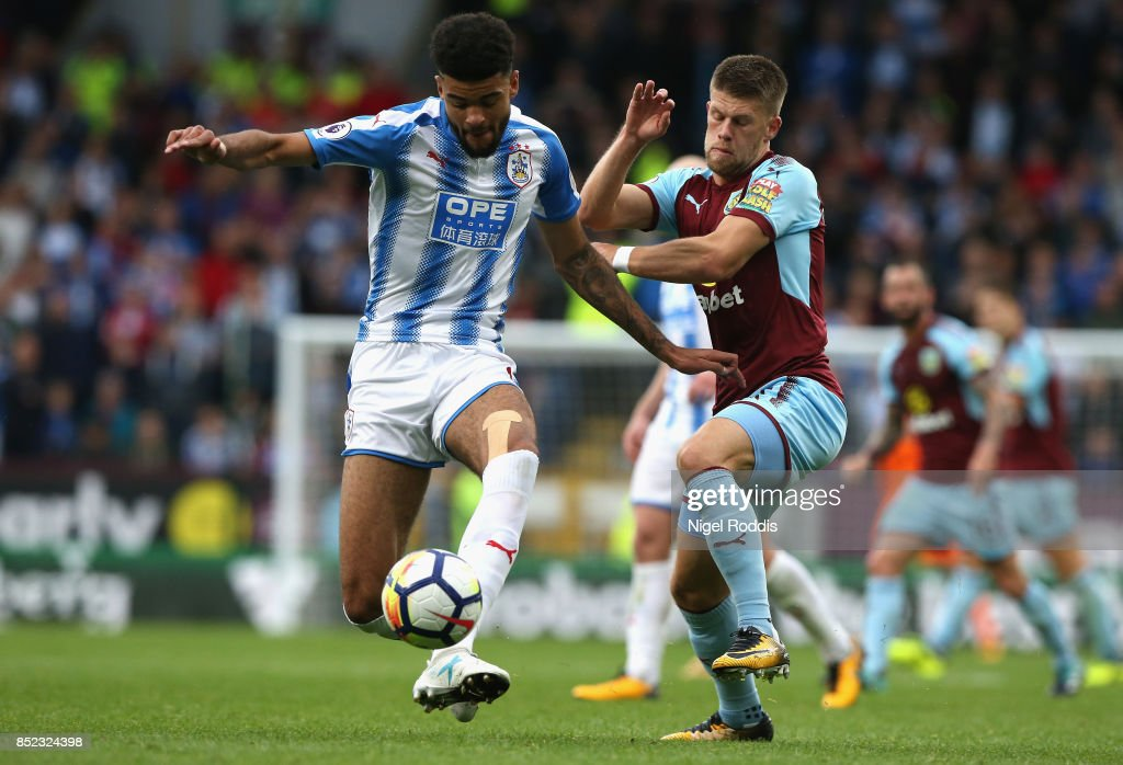 Burnley v Huddersfield Town - Premier League
