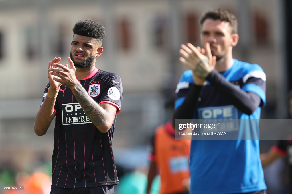 Crystal Palace v Huddersfield Town - Premier League