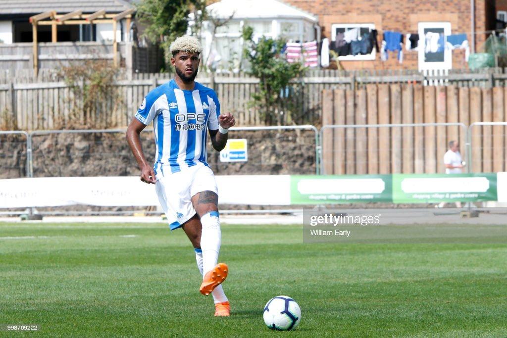 Accrington Stanley v Huddersfield Town - Pre-Season Friendly