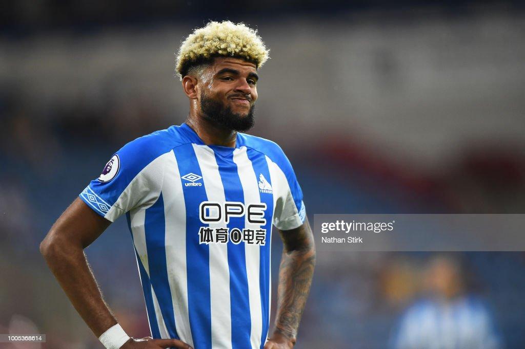 Huddersfield Town v Olympique Lyonnais - Pre-Season Friendly