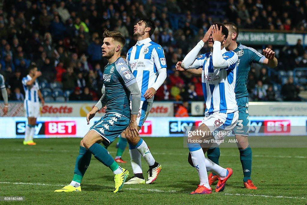 Huddersfield Town v Wigan Athletic - Sky Bet Championship