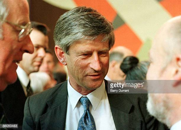 Philip Burden after his election to the board at the BIL annual general meeting in Wellington Tuesday